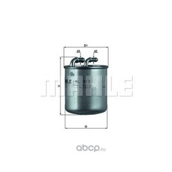 Топливный фильтр (Mahle/Knecht) KL313