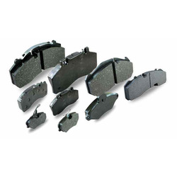 Колодки тормозные дисковые (FIT) FP1031