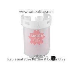 Фильтр топливный (Sakura) FS1157