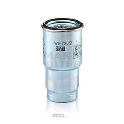Топливный фильтр (MANN-FILTER) WK7202X