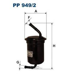 Фильтр топливный Filtron (Filtron) PP9492
