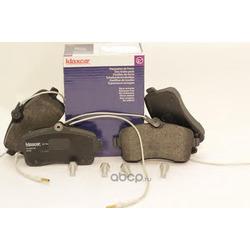 Комплект тормозных колодок, дисковый тормоз (Klaxcar) 24115Z