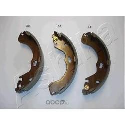 Комплект тормозных колодок (Ashika) 5503309