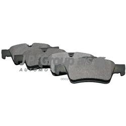 Комплект тормозных колодок, дисковый тормоз (JP Group) 1363701210