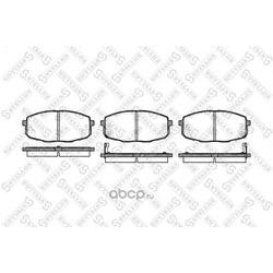 Комплект тормозных колодок (Stellox) 1049002SX