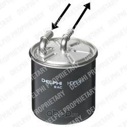 Топливный фильтр (Delphi) HDF544