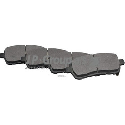 Комплект тормозных колодок, дисковый тормоз (JP Group) 1563603510