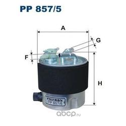 Фильтр топливный Filtron (Filtron) PP8575
