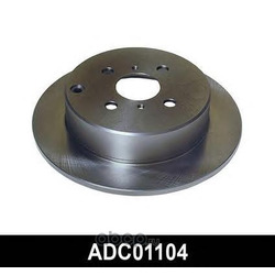 Тормозной диск (Comline) ADC01104
