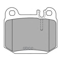 Комплект тормозных колодок, дисковый тормоз (FREMAX) FBP1326