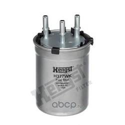 Топливный фильтр (Hengst) H377WK
