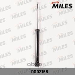 Амортизатор KIA RIO II 05 зад.газ. (Miles) DG02168