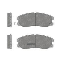 Колодки торм.FR (SCT) SP664