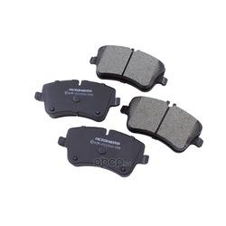 Дисковые тормозные колодки (Friction Master) MKD872