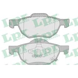 Колодки тормозные передние (ABE) C14050ABE