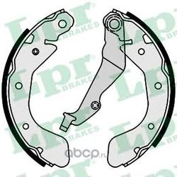 Комплект тормозных колодок (Lpr) 01001