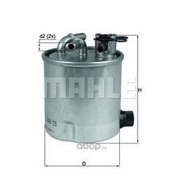 Топливный фильтр (Mahle/Knecht) KL44023