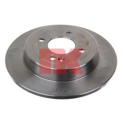 Тормозной диск (Nk) 203539
