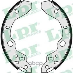 Комплект тормозных колодок (Lpr) 07910