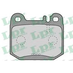 Комплект тормозных колодок, дисковый тормоз (Lpr) 05P901