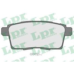 Комплект тормозных колодок, дисковый тормоз (Lpr) 05P1572