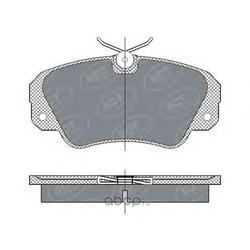 Колодки торм.FR (SCT) SP287