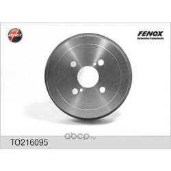 Тормозной барабан (FENOX) TO216095