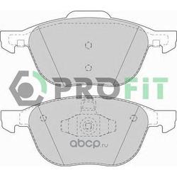 Комплект тормозных колодок (PROFIT) 50001594