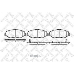 Комплект тормозных колодок (Stellox) 910000BSX