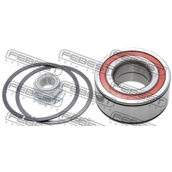 Комплект подшипника ступицы колеса (Febest) DAC40840038KIT