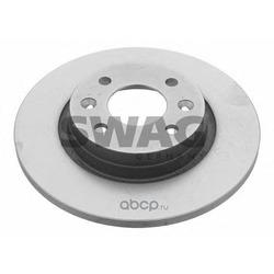 Тормозной диск (Swag) 60930652
