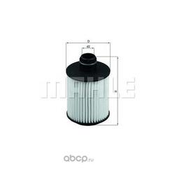 Масляный фильтр (Mahle/Knecht) OX559D