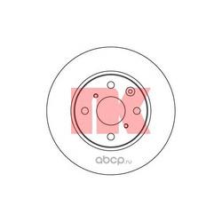 Диск тормозной пер. вент.NK (Nk) 2045102