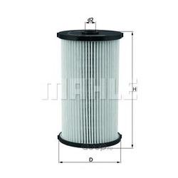 Топливный фильтр (Mahle/Knecht) KX220D