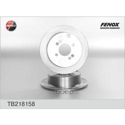 Диск тормозной (FENOX) TB218158