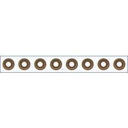 Комплект прокладок, стержень клапана (Ajusa) 57016800