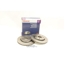 Тормозной диск (Klaxcar) 25078Z