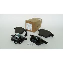 Колодки тормозные AUDI: A4 00-04, A4 Avant 01-04, A4 Avant 04-, A4 кабрио 04-, A6 04 (KOTL) 1659KT