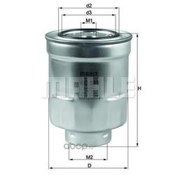 Топливный фильтр (Mahle/Knecht) KC389