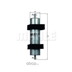 Топливный фильтр (Mahle/Knecht) KL596
