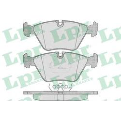 Комплект тормозных колодок, дисковый тормоз (Lpr) 05P296