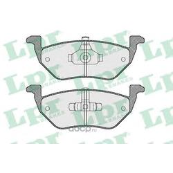 Комплект тормозных колодок, дисковый тормоз (Lpr) 05P1620