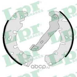 Комплект тормозных колодок (Lpr) 08170