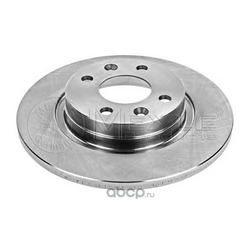 Тормозной диск (Meyle) 16155210005