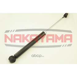 Амортизатор подвески газовый, задний (NAKAYAMA) S477NY