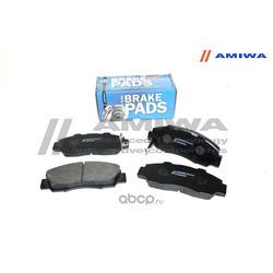 КОЛОДКИ ТОРМОЗНЫЕ ДИСКОВЫЕ ПЕРЕДНИЕ (Amiwa) CD5060S