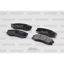 Колодки тормозные дисковые передн CHEVROLET: CAPTIVA 06-09 / OPEL: ANTARA 06-09 (произведено в Корее) (PATRON) PBP1524KOR
