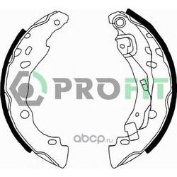 Комплект тормозных колодок (PROFIT) 50010642