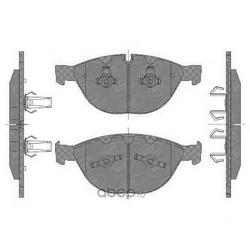 Колодки торм.FR (SCT) SP648