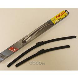 Щетка бескаркасная, крючок, 600мм (Bosch) 3397118908